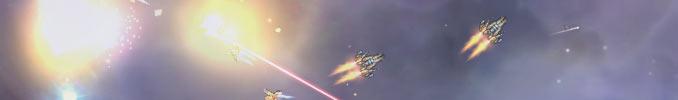 dogfight inside a nebula