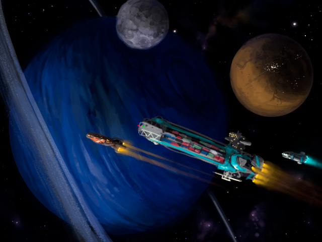 freighters_over_planet