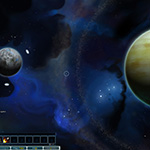 Starsector: Dodge pirates and patrols to visit the distant planets that harbor the remains of human space-faring civilization.