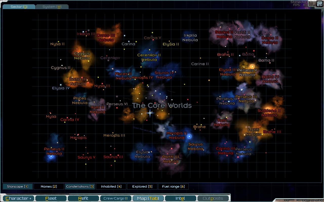 Starsector » procedural generation